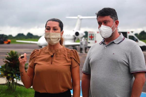 Tabatinga e São Gabriel da Cachoeira recebem insumos e medicamento do Governo Federal