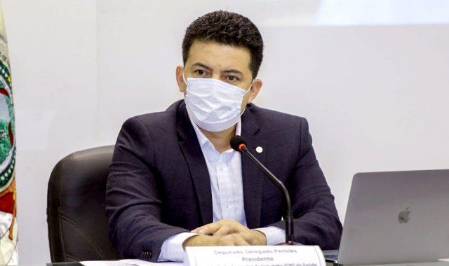 Desembargador autoriza CPI da Saúde na ALE/AM com composição original
