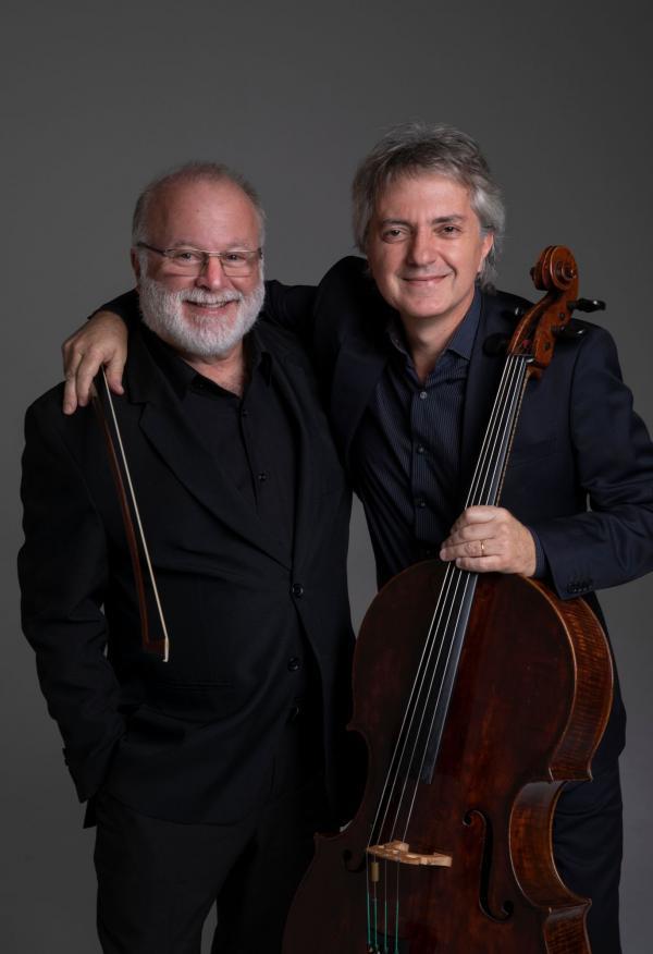 Documentário marca lançamento de CD que reúne obra integral de Claudio Santoro para violoncelo e piano