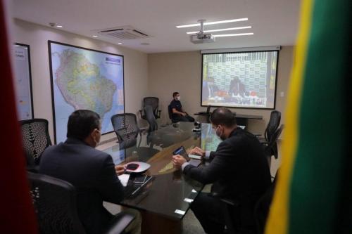 Em reunião do Conselho da Amazônia, Wilson defende retomada de fundo internacional para a região
