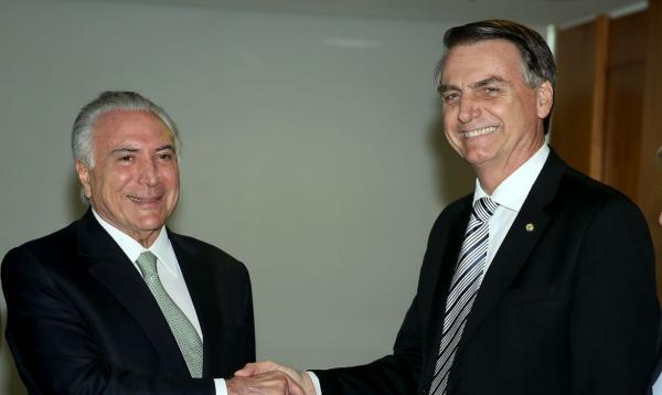 Lauro Jardim diz que Temer já aconselha Bolsonaro