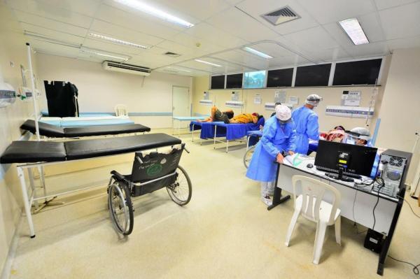Hospital 28 de Agosto retoma rotina de visitas a pacientes em Manaus