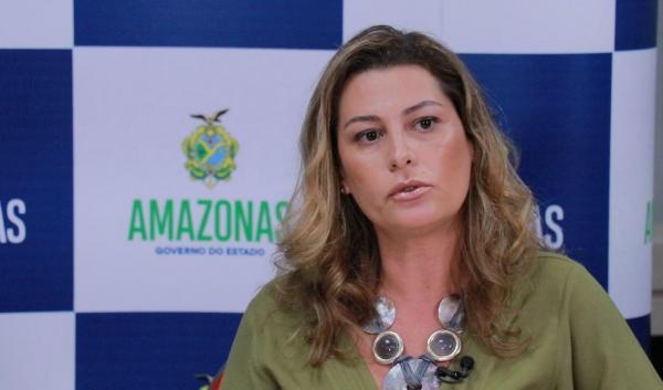 Wilson Lima demite secretária da Susam, Simone Papaiz