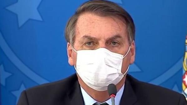 Bolsonaro confirma que contraiu coronavirus