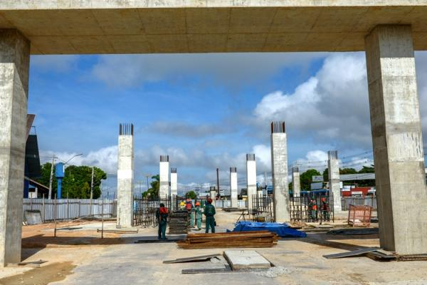 Em outubro, Manaus ganhará outro grande complexo viário: no Manoa