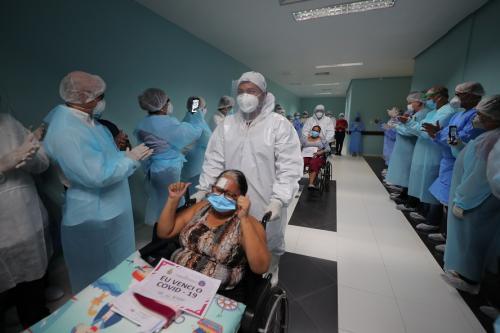Amazonas contabiliza mais de 67 mil recuperados da Covid-19 nesta quarta (8)
