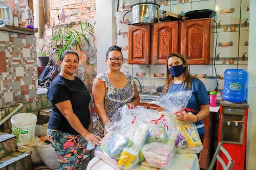 Projeto 'Mãos Unidas', da Prefeitura de Manaus, ganha maior visibilidade