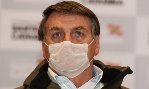 Bolsonaro testa positivo, novamente, para covid-19