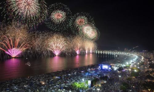 Prefeitura do Rio suspende Réveillon de Copacabana 2021 devido à pandemia