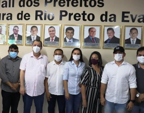 Ao participar de inaugurações em Rio Preto, Omar confirma R$ 220 milhões para asfaltamento da AM-010