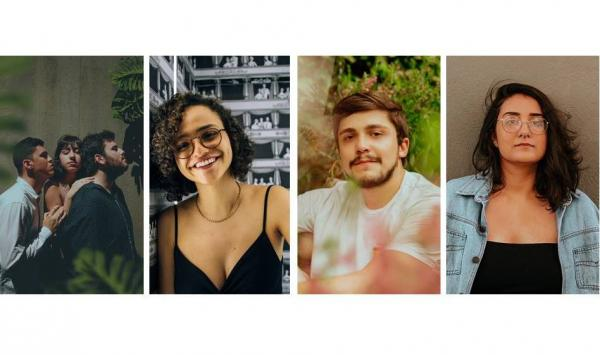 Web show 'Banzeiro Novo' reúne artistas amazonenses da nova geração, no dia 2 de agosto