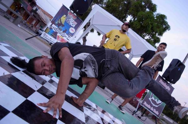 Projeto 'Hip Hop - Praça Periférica' realiza live nesta quarta (29)