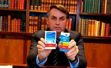 Deputados do PT protocolam na Câmara pedido de 'CPI da Cloroquina'