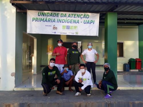 Áreas indígenas começam a receber Unidades de Atenção Primária do Dsei/Parintins