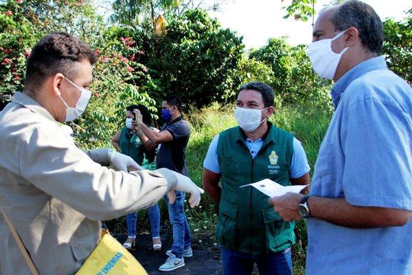 Prefeitura de Manaus e Fiocruz unem forças no combate à dengue