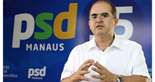 PSD Manaus faz coletiva para anunciar planos das eleições 2020