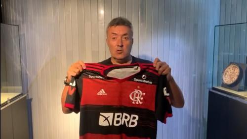 Domènec Torrent é o novo treinador do Flamengo