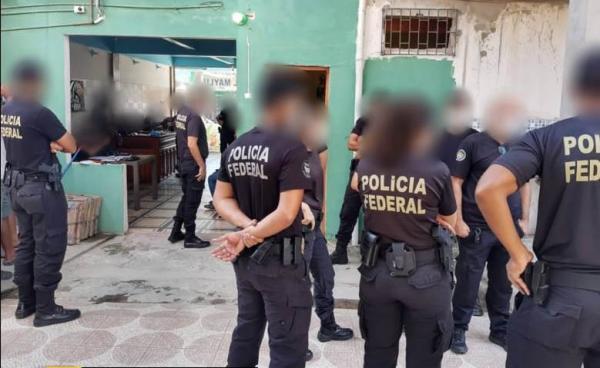 PF desarticula esquema de contrabando de pessoas, que passava por Tabatinga (AM)