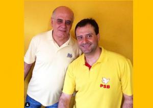 Depois do Solidariedade, PSB de Serafim vai anunciar apoio a Nicolau, do PSD