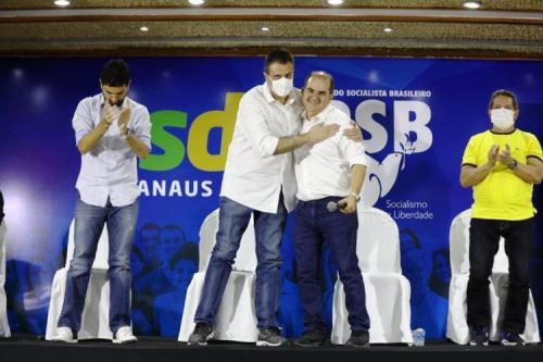 PSB diz que aliançou com PSD por 'dívida de gratidão'