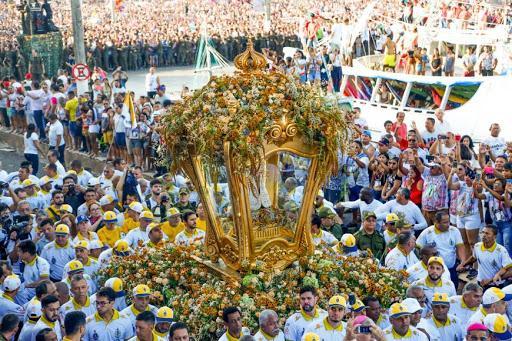 Círio de Nazaré, em Belém, será sem a presença de fiéis e de maneira virtual