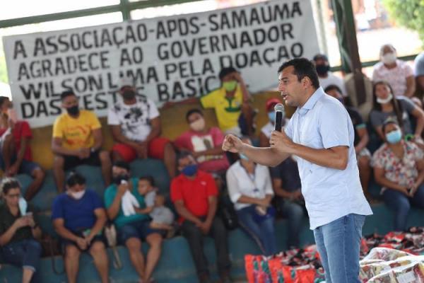 Governo libera R$ 200 mil para agroindústria de castanha em Tapauá