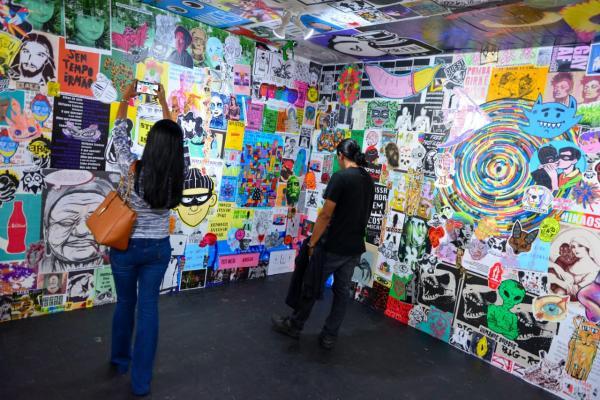 Exposições em destaque na Galeria do Largo, em Manaus