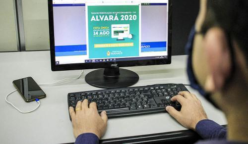 Contribuintes têm até o dia 14 de agosto para pagar cota única do Alvará 2020