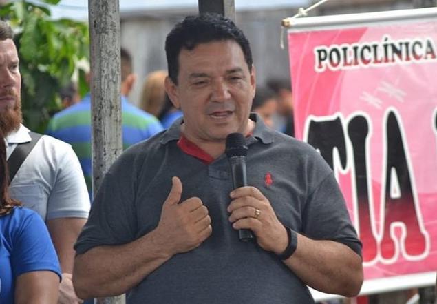 Com vice disputada, Tony Medeiros é mantido na chapa de Bi Garcia, em Parintins