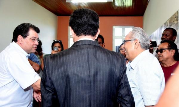 Braga confirma apoio a Amazonino, em Manaus