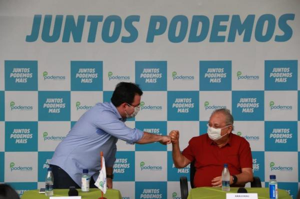 Wilker Barreto vice de Amazonino, com apoio do MDB, PSL e Cidadania