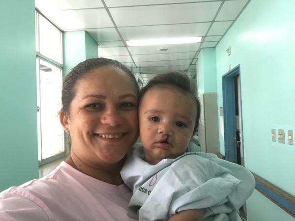 Hospital de Manaus inicia triagem para cirurgias em crianças com lábio leporino