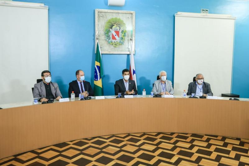Pesquisa estima que Pará tem mais de 1 milhão de contaminados pelo coronavírus