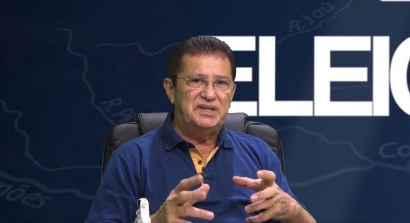 Alfredo diz que dará continuidade às ações de Arthur Neto em Manaus