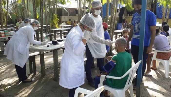 Ambulatório Itinerante de Santarém já atendeu 11,4 mil e distribuiu mais de 158 mil medicamentos