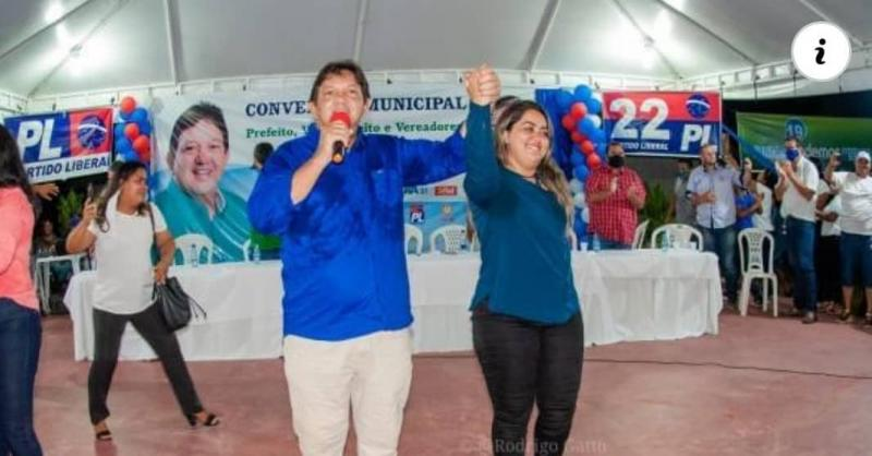 Com apoio de 13 partidos, Alfredo Almeida prega 'fim do nepotismo' e defende 'libertação de Maués'