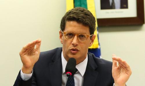 MPF pede à Justiça afastamento de Ricardo Salles do Ministério do Meio Ambiente