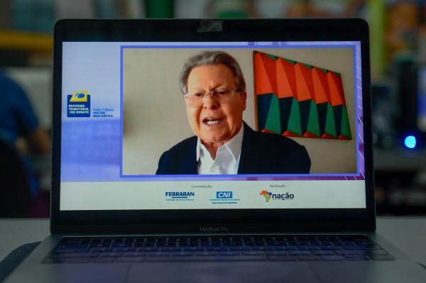 'Não existe desenvolvimento sem preservação', defende Arthur em debate sobre Reforma Tributária