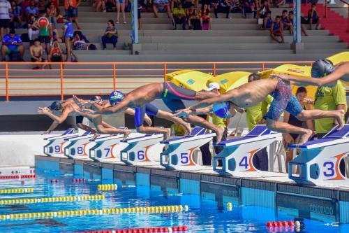 Troféu Jefferson Caldas Mascarenhas de natação acontece neste sábado (26), na Vila Olímpica