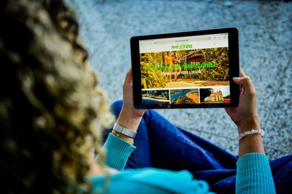 Amazonastur lança site Visit-Amazonas para 'vender' o destino Amazonas