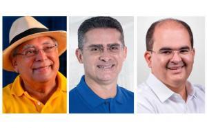 Amazonino 25%; David Almeida 13%; Ricardo Nicolau 11%, diz Ibope