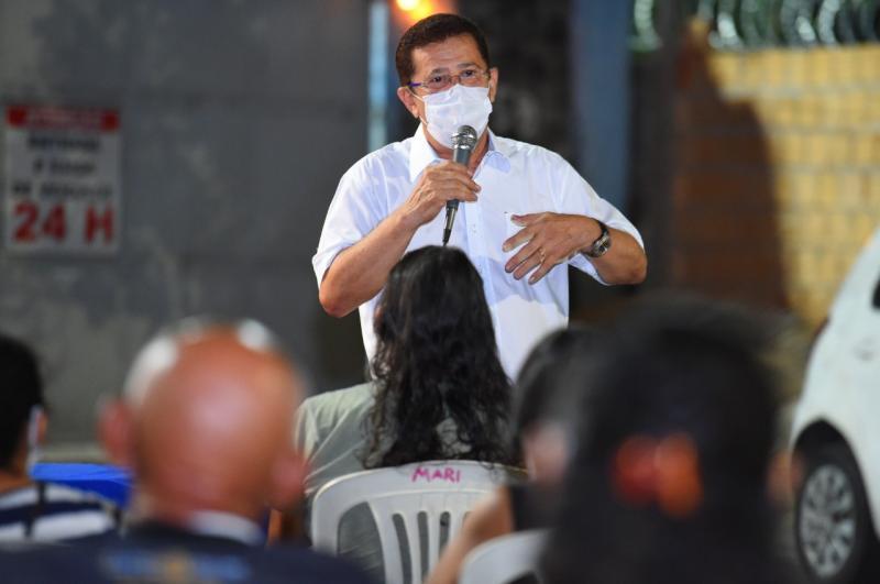Proposta de Alfredo, armamento da Guarda Municipal tem adesão de adversários