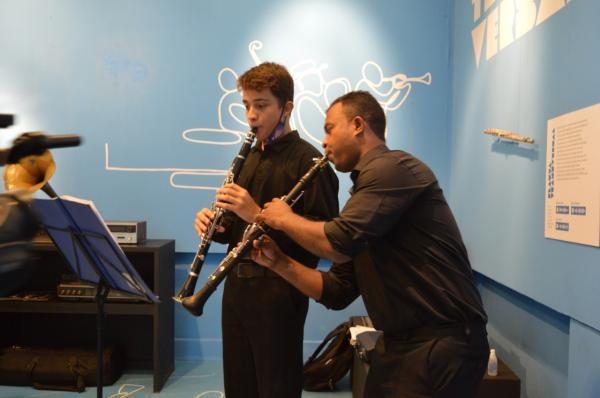 Liceu Claudio Santoro realiza Seminário de Música on-line