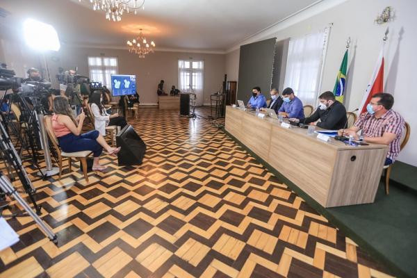 Governo afirma que atual cenário da pandemia é estável e não há segunda onda no Pará
