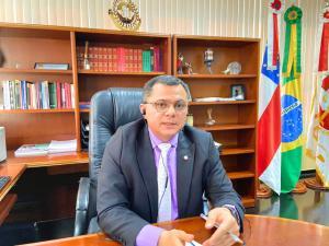 Novo PGJ fala em concurso para promotor de Justiça e que prepara posse dos aprovados de 2016