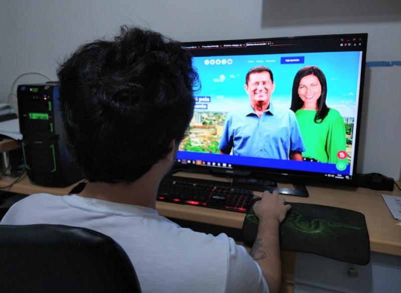 Alfredo e Conceição criam canais de comunicação para receber sugestões dos eleitores