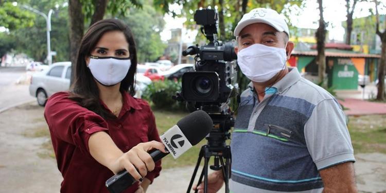 Jornalistas da TV Liberal são mantidos reféns dentro de templo evangélico em Belém