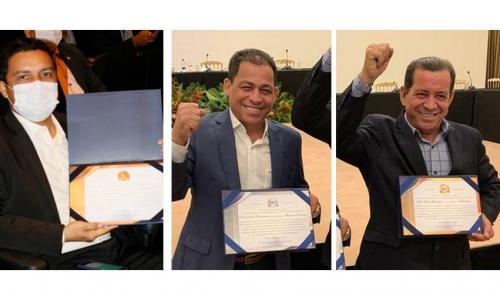 Comitê denuncia presidente do TCE/AM ao MPE por premiar prefeitos com selo de boa administração