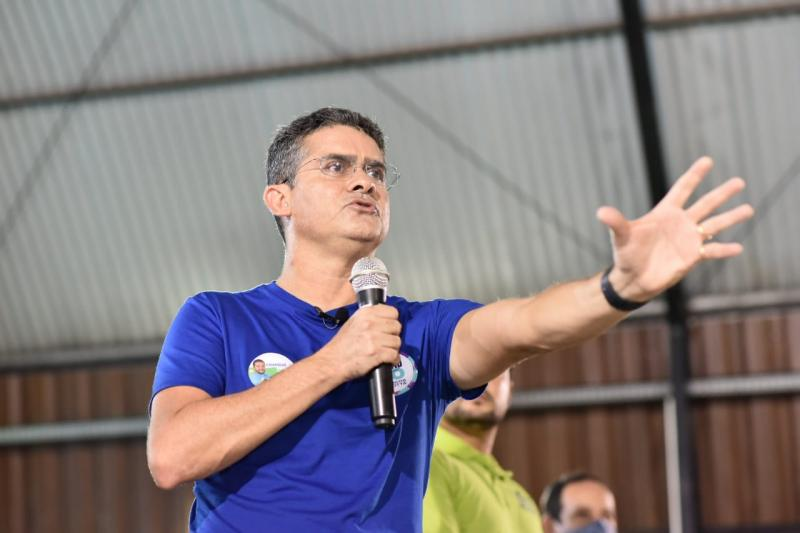 David Almeida promete modernizar gestão fiscal e reduzir custos tributários