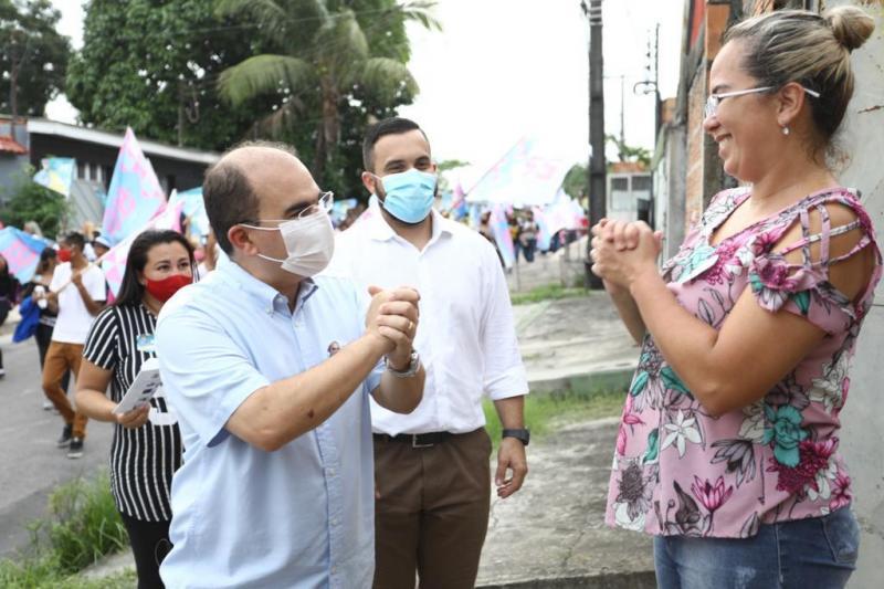 Pesquisa aponta crescimento de mais de 1% de Ricardo Nicolau
